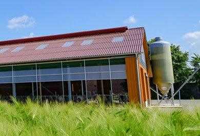 Landwirtschaftliches Bauen